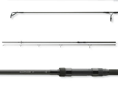 Удилище маркерное Daiwa Black Widow Carp BWC2400-AD 12ft / 4lb