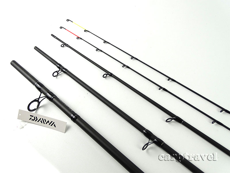 Фидерное удилище Daiwa Windcast Method Feeder 12ft / до 80гр (3+3)