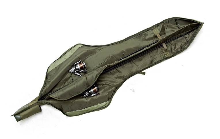 Чехол для удилищ Trakker NXG 2-Rod Padded Sleeve 2 удилища 12ft