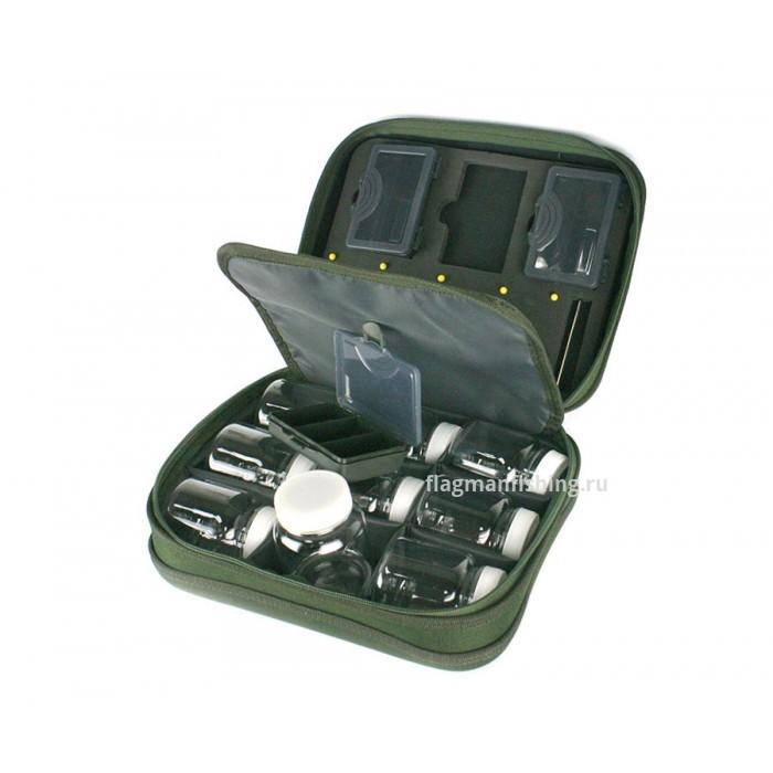 61e0ca26d2ed Сумка карповая Carp Pro 3 коробки+9 банок+поводочница