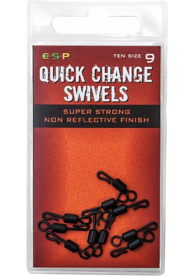 Быстросъем ESP НР Quick Change Swivel sz9, 10шт
