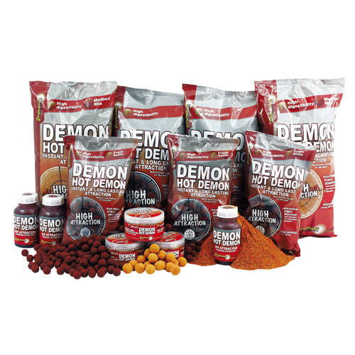 Бойлы плавающие StarBaits   Hot Demon 14мм 80 г (Специи)