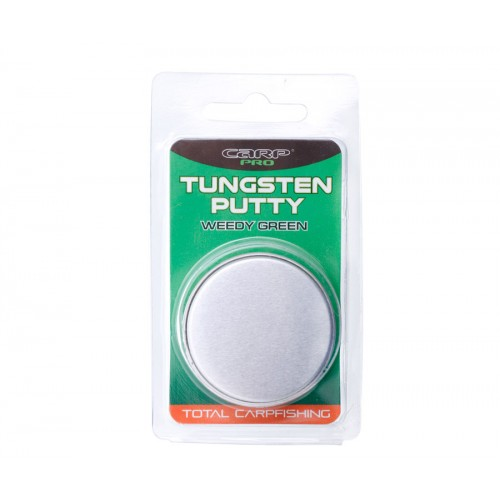 Вольфрамовая паста Carp Pro Tungsten Putty Weedy Green