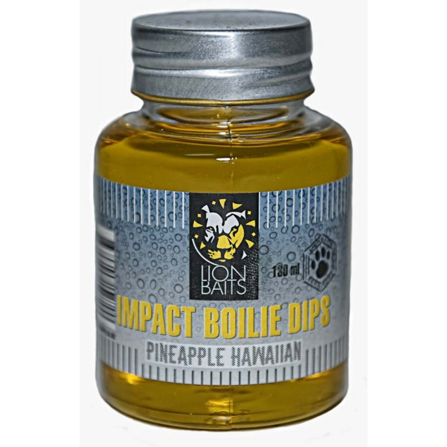 Дип Lion Baits  Pineapple Hawaiian 130 мл Гавайский ананас