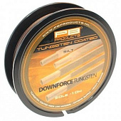 Повод. мат. в оболочке PB Products Downforce Tungsten Тонущий 10м 20lb/ (Weed)